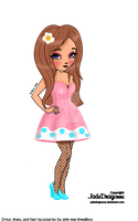 Spring Doll Design '14 by pink-marshmallows