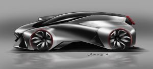 Carsketch 7 by Vincent-Montreuil
