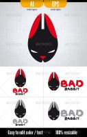 Bad Rabbit - Logo Template by doghead
