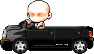 Custom Content: Car + Pose by Balance-Song