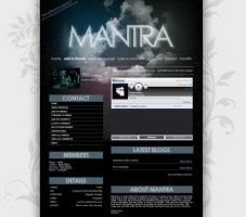 Myspace: Mantra by stuckwithpins