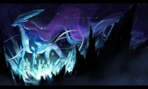 Water and Ice by FionaHsieh
