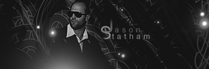 Jason Statham sig by TheAceOverlord