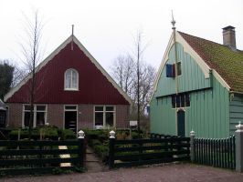 Two houses by schaduwvacht