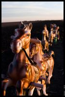 The Cowboys Are Gone by Lamediel