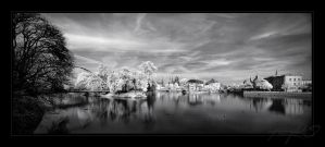 Moody panorama by tisbone
