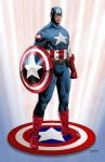 CaptainAmericaNew by BearClawStudios
