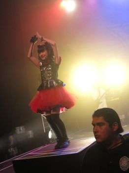 BABYMETAL 8 by iancinerate