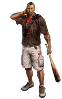 Dead island logan icon by SlamItIcon