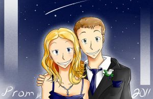 Prom 2011 :D by Smudgeandfrank