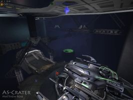 AS-Crater Overview:UnderGround by SpitFireDragon