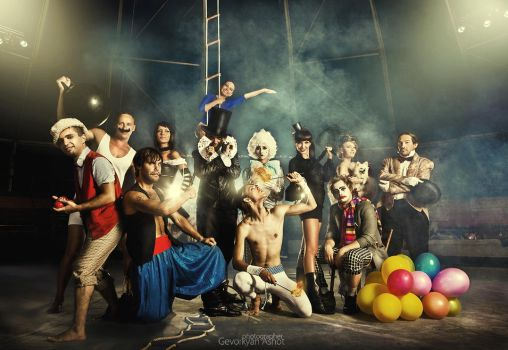 Circus by Grinch7