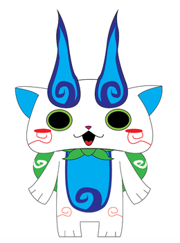 Yo-Kai Watch (Komasan!~) by ENDORE050