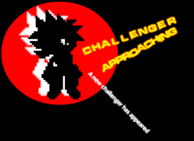 .:New Challenger Has Approached:. by XBrokenMirrorGlassX