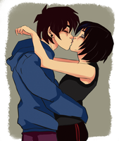 Hirogo kiss by sibandit
