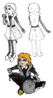 Linne for Count Olaf by Animikean