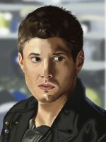 Dean Winchester by lexi-presents