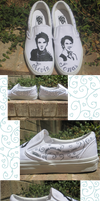 Kevin Jonas shoes by OpenSecret