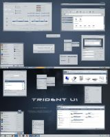 Trident WB for XP, Vista and 7 by vStyler