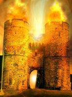 3rd gate of hell by tarfish
