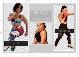 Pack Png 54 - Demi Lovato by SensePngs