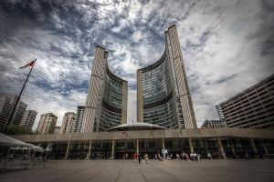 City Hall. - hdr by mitch-meister