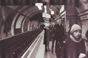 Camden Town Station by fedorczuk