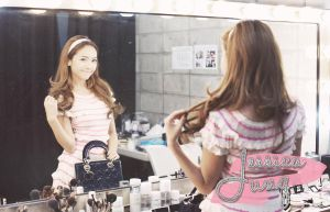 Jessica Jung - Fabulous wallpaper by NyappyGirl99