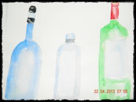 the bottles by tong669982