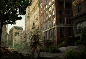 The survivor by FeriAnimations