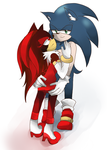 :Sonic: my lovely by Euraysia