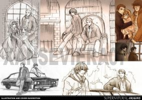 Supernatural+final project by xanseviera