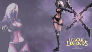 League of Legends: Irelia by An2010Dn