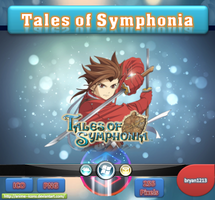 Tales of Symphonia ICO And PNG by bryan1213
