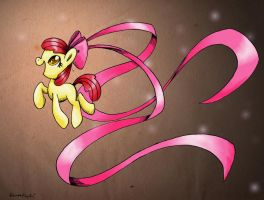 The Magnificent Ribbon by Eeveetachi