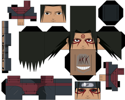 Hashirama sage mode by hollowkingking