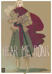 Cersie Lannister AU by FionaCreates