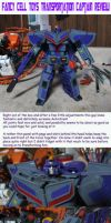 Fancy Cell Toys Transportation Captain Review by Unicron9