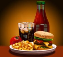 Fastfood by AlexChes
