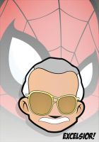 Heads Up Stan Lee by HeadsUpStudios