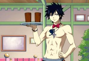 I WANT YOU, Gray Fullbuster by BlissfullyDisturbed