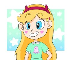 It's me, Star Butterfly! by thejumpboy