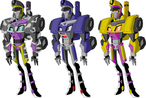 Onslaught Clones by Armbullet