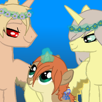 see i can aslo make a crown by kittenAX