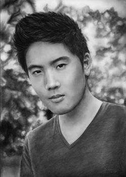 Ryan Higa by NatasaTW