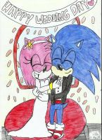 Sonamy Wedding by ShadowsLilHoexx