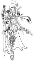 Lord Inquisitor by QuizzicalKisses