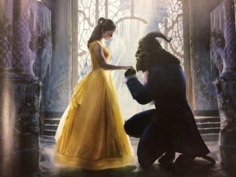 Beauty and the Beast by MJ-shakitty