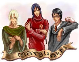 Marauders by firefly-wp