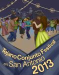 Tejano Conjunto Poster Entry by klomp123